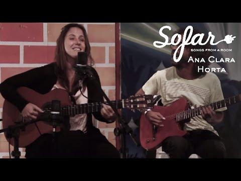 Ana Clara Horta - Prato Cheio | Sofar Rio de Janeiro