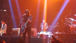 Foo Fighters - These Days (With Krist Novoselic) live at the  IZOD Center 9/26