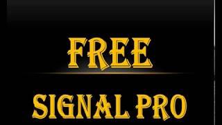 GRATIS PRO SIGNAL BINARY.COM And ALL BINARY BROKER