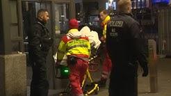 TOD AUF BAHNSTEIG: Mann bei Streit am Kottbusser Tor in Berlin vor Zug gestoßen