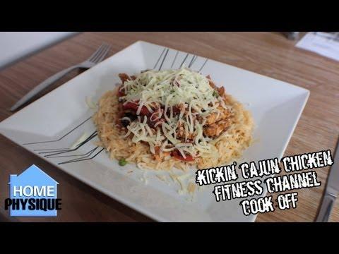 fitness-channel-cook-off---kickin'-cajun-chicken-bodybuilding-meal