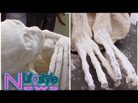 Shocking DNA Results On Three-fingered 'alien' Mummy REVEALED