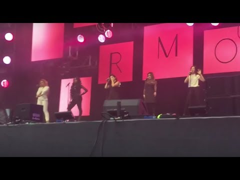 Fifth Harmony Full Performance Red Fest Feb 12th 2016 Dubai (+Redfoo, Adam Lambert and Trey Songz)