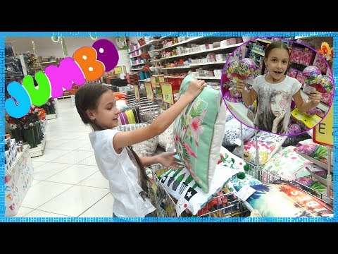 Shopping Vlog στο JUMBO & JUMBO HAUL !Princess Tonia Vlog! 👑