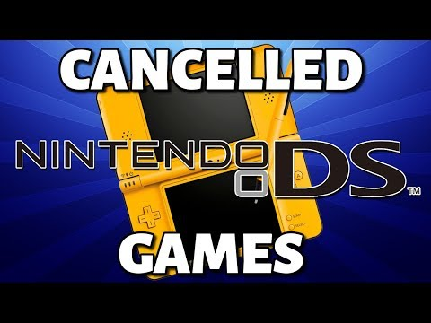 10 Cancelled Nintendo DS Games