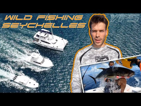 YFS - Best Fishing Trips In Seychelles Jigging And Popping! Amirantes, Farquhar, Alphonse ...