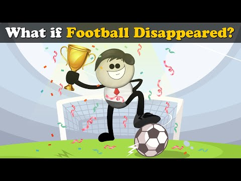What if Football Disappeared? | #aumsum #kids #science #education #whatif
