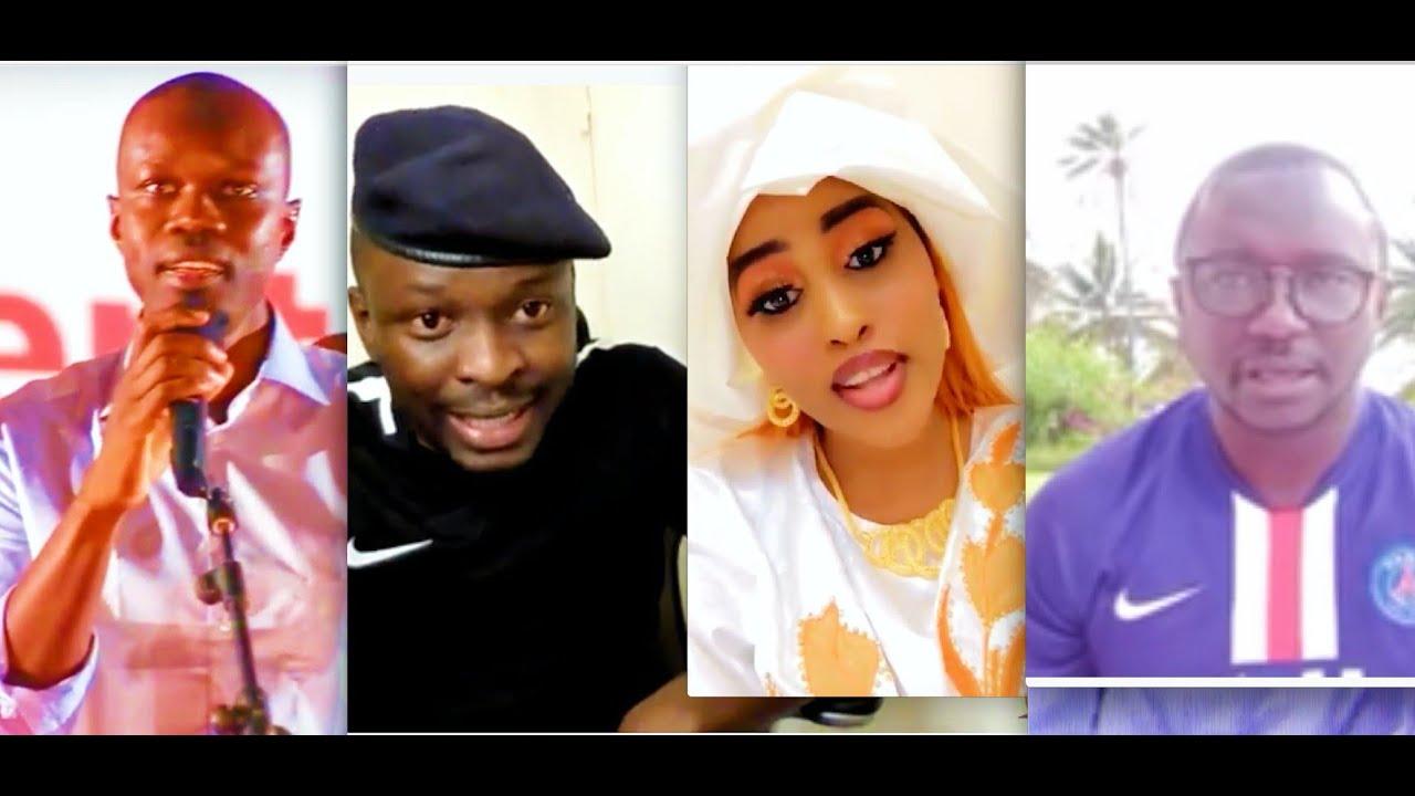❤️😂OMG! Kewoulo Att@ck Kayz Fof, Mamour Diallo, Bougane, Barth, Karim