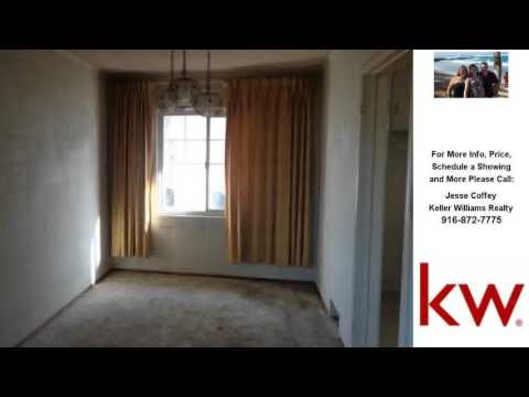 Sacramento California Real Estate Agent | East Sacramento Fixer | 5526 Carlson Drive, Sacramento