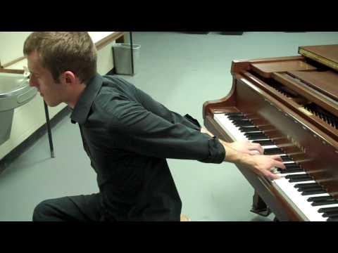 נגינה על פסנתר במגוון צורות