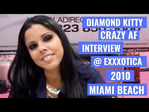MisterJoshW Interview w/ XXX Latina Diamond Kitty | Exxxotica 2010 Miami Beach #TheMisterJoshPodcast from YouTube · Duration:  4 minutes 31 seconds