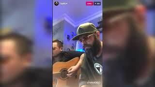 Hayki - Kargalar ( Akustik Kesit ) Canlı Yayın Performansı