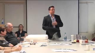 Dr. Chris Oswald- Lecture at MotherRisk, Sick Kids Hospital, Toronto, Canada