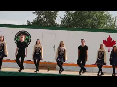 Canadian popular traditional dance