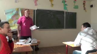 Судейский семинар Часть 2 Ларькин