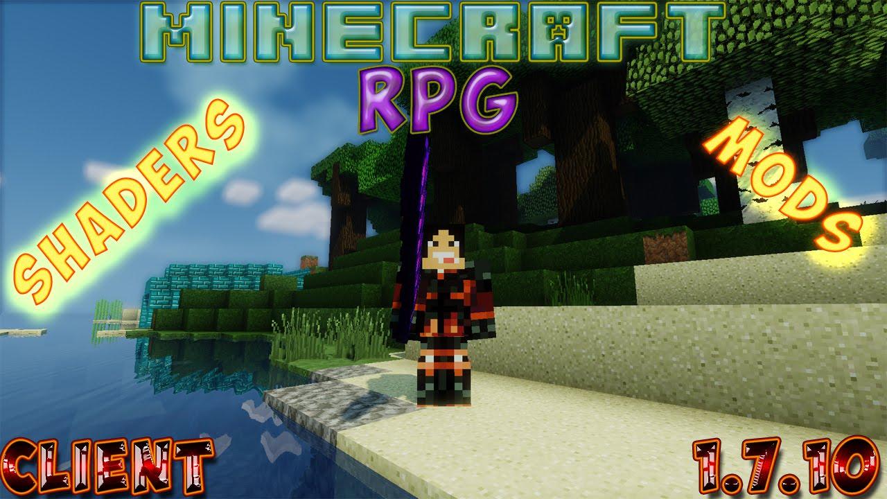 Minecraft 1.7.10 с модами скачать - Скачать Minecraft