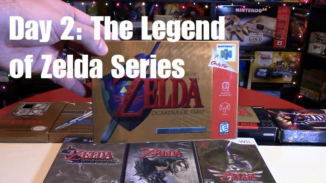 2 The Legend of Zelda Series + Giveaway | Nintendo Christmas 2015 ...