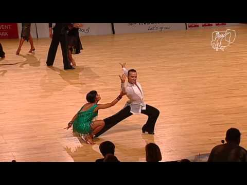 Rumba group dance | 2014 PD World Latin Final | DanceSport Total