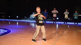 Ignas Tamulis | HipHop Solo Male Children | LT Cup'16 | LithuanianCupTV