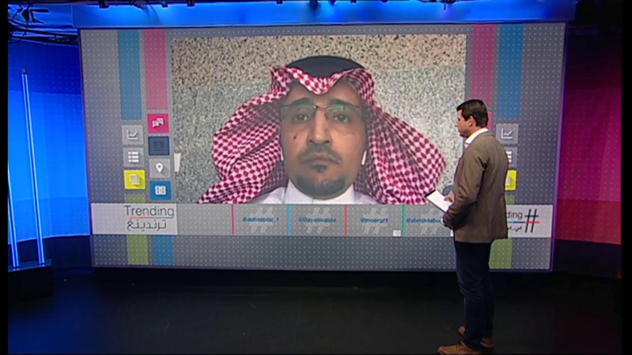 #بي_بي_سي_ترندينغ |طرد مصري من عمله بعد فيديو افطاره مع زميلته في #السعودية