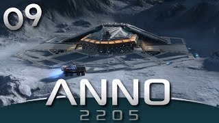 ANNO 2205 Gameplay - Colonizing MOON #9
