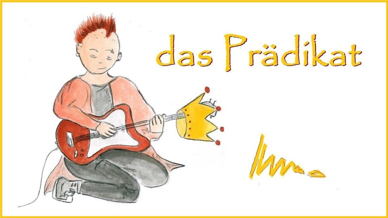 Zum Pru00e4dikat - Satzglieder (2) - DiB - YouTube