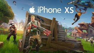 iPhone XS Gameplay Review Fortnite, PUBG, Ark, Minecraft, Ghost Pop! & Guinea Pig Bridge