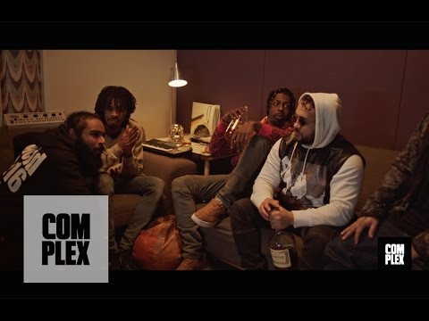 """Bodega Bamz f/ Flatbush Zombies - """"Bring Em Out"""" Official Music Video Premiere 