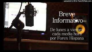 Breve Informativo - Noticias Forex del 31 de Octubre 2019