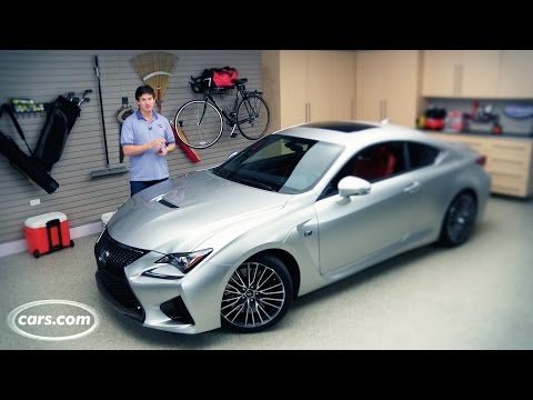 2015 Lexus Rc F Review Youtube