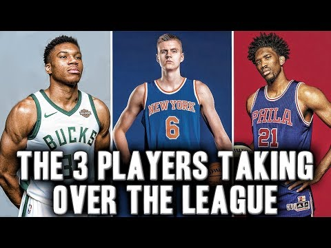 The 3 Young Stars Taking Over The NBA | Kristaps Porzingis Future MVP?