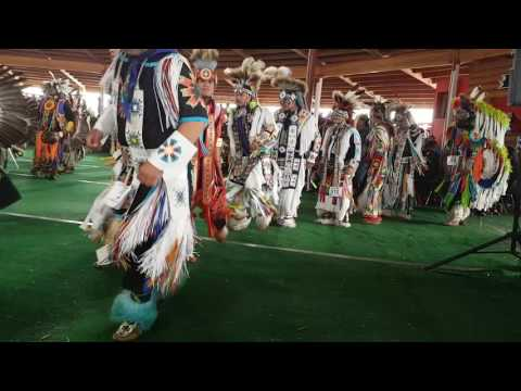 Onion Lake Pow Wow  2016 'Grand Entry '