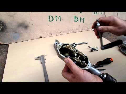Обзор ручной механической дрели которая у меня еще из совковых времен