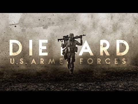 "U.S. Armed Forces - ""Die Hard"" (2020 ᴴᴰ)"