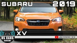 2019 SUBARU XV Review