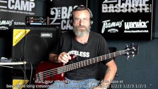 "Download Bassiste Magazine # 71 - Justin Chancellor (Tool) - ""Aenima"" Mp3 and Videos"