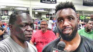 Terence Crawford vs. Amir Khan: Predictions from the Mayweather Boxing Club