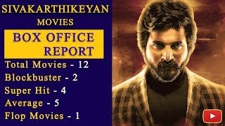 #Sivakarthikeyan Movies Box Office Results - #Seemaraja | #Velaikkaran | #RajiniMurugan