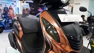Yamaha Fascino New Colors Launched   Yamaha Global Shop 1080p