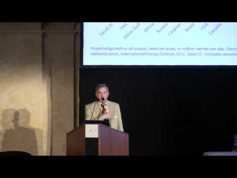 Michael Klare - The Geopolitics of Oil and Gas