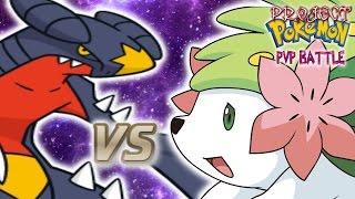 Roblox Project Pokemon PvP Battles - #403 - DjViperCy