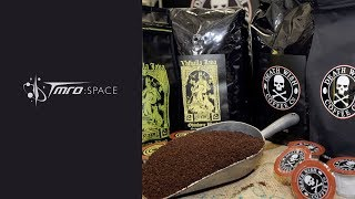 TMRO:Space - Enjoying a cup of coffee in space - Orbit 11.26