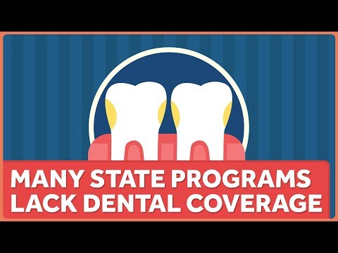 Teeth Aren't Just for Chewing. So Why Doesn't Medicaid Cover Dental?