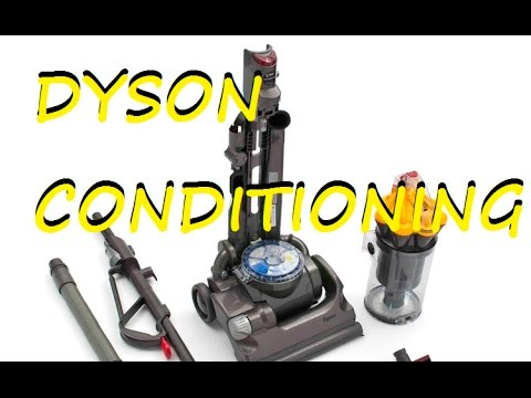 Reconditioning a Dyson DC33 vacuum