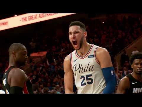 """Best Of The Nba's First Round In Phantom """"gloves Are Comin' Off"""" By 7kingz Ft. The Phantoms"""