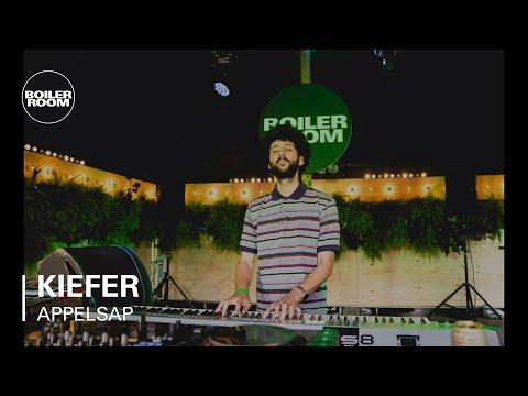 Kiefer Boiler Room x Appelsap Festival 2017 Live Set