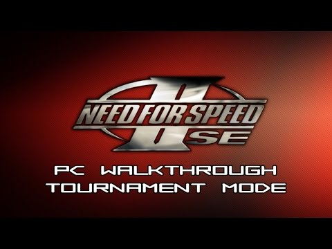 Need For Speed II Special Edition | PC Walkthrough | Complete Tournament Mode [60FPS]