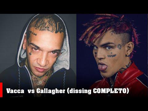 Vacca e Dium vs Gallagher (dissing Completo)