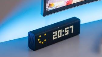 Mehr als nur eine Uhr! - LaMetric Time (Review)