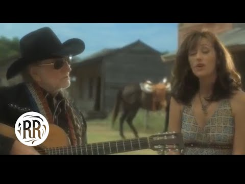 Melonie Cannon with Willie Nelson |  Back to Earth | Bluegrass Music Video